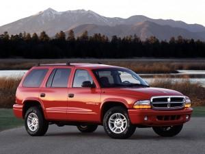Dodge Durango, 1997 год