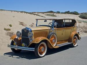Dodge Model DC, 1930 год