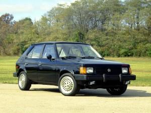 Dodge Omni 1984 года