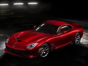 Dodge SRT Viper 2012 года