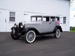 Dodge Victory Six 1928 года