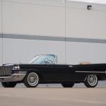 Chrysler 300D 1958 года оснастили первым в мире электронным впрыском топлива