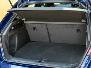 Audi RS3, багажник