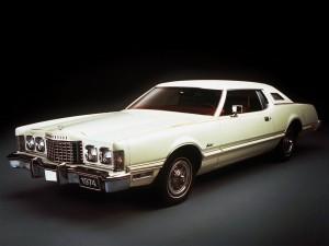 Ford Thunderbird 1974 года