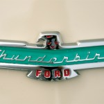 Eagle emblem on Ford Thunderbird