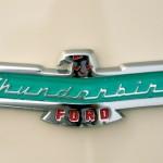 Eagle emblem on Ford Thunderbird
