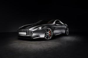 Aston Martin Thunderbolt 2015, вид спереди