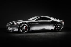 Aston Martin Thunderbolt, вид сбоку