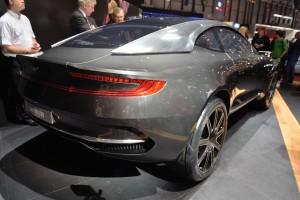 Aston Martin DBX, Женевский автосалон