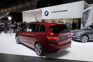 BMW 2-Series Gran Tourer 2015