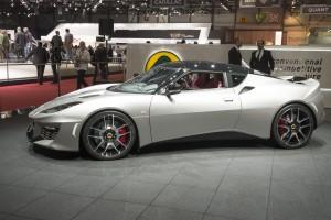 Lotus Evora 400 2015