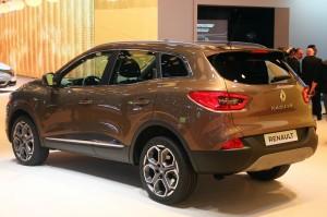 Renault Kadjar, Женевское автошоу