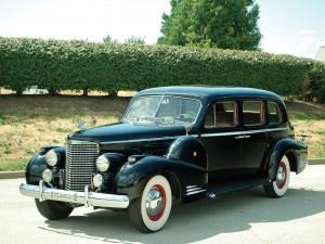 Cadillac V16 1938 года