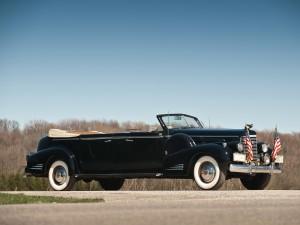 Cadillac V16 Франклина Рузвельта