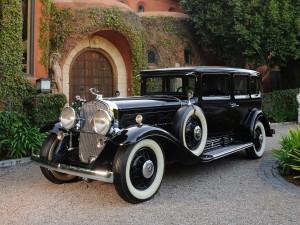 Бронированный Cadillac V16