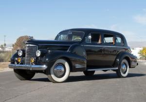 Cadillac V16 1939 года