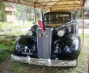 Cadillac V16 Дугласа МакАртура