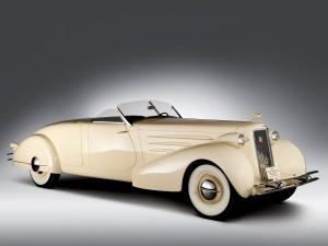 Cadillac V16 Fleetwood Roadster 1934