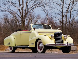 Cadillac V16 Fleetwood Convertible Coupe