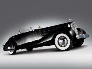 Cadillac V16 Dual Cowl Custom Sport Phaeton