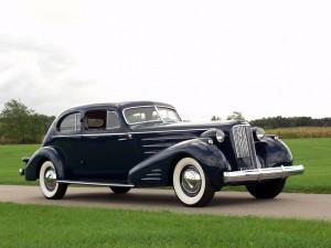 Cadillac V16 Fleetwood Aerodynamic Coupe