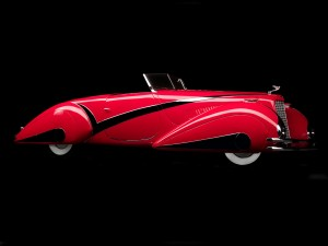 Cadillac V16 Hartmann Convertible