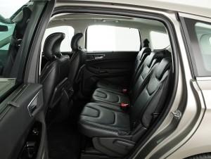 Ford S-Max, сиденья второго ряда