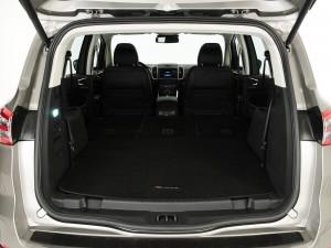 Новый Ford S-Max, багажник