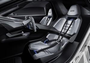 Volkswagen Golf GTE Sport, сиденья