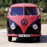 Большие круглые фары Т1 позаимствовали у Volkswagen Beetle