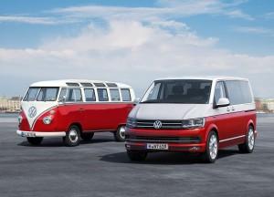 За 65 лет вэн Volkswagen эволюционировал от бюджетного транспортного средства до автомобиля бизнес-класса