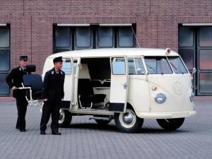 Карета скорой помощи Volkswagen T1