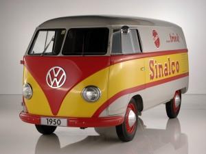 Volkswagen T1 Kasten 1950