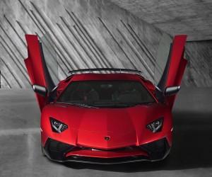 Lamborghini Aventador LP750-4 SuperVeloce 2015, вид спереди
