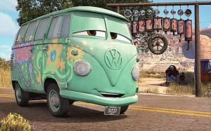 Volkswagen T1, Тачки