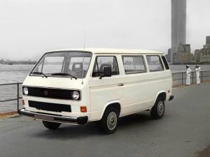 Volkswagen T3 1979 года