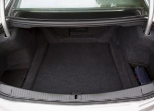 Cadillac CTS-V, багажник