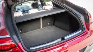 Mercedes-Benz GLE Coupe, багажник