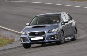 Subaru Levorg 2015, вид спереди