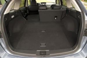 Subaru Levorg, багажник