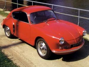 Alpine А106 1955 года - первенец марки