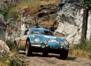 Alpine А110 дважды (в 1971 и 1973 годах) выигрывал ралли Монте-Карло