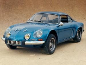 Alpine А110 1961 года