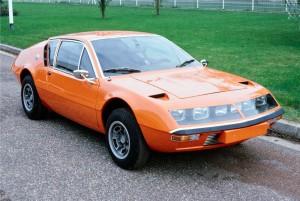 Alpine А310, 1971 год