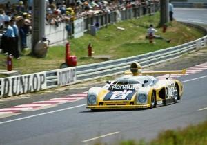 Alpine А442 выиграл 24-часовую гонку в Ле-Мане в 1978 году