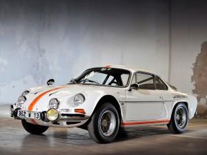 Alpine A110 1969 года