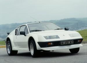 Alpine A310 GT, 1985 год