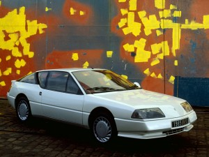 Alpine GTA получил 2,5-литровый турбомотор