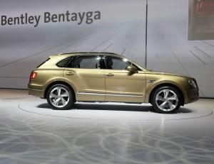 Bentley Bentayga 2015
