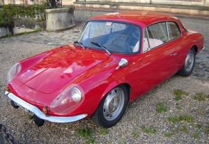 Bulgarpine GT4 1968 года - болгарский собрат Alpine
